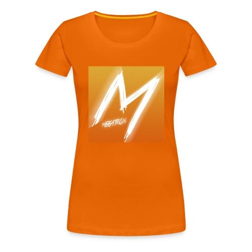 MegaTaza - Women's Premium T-Shirt