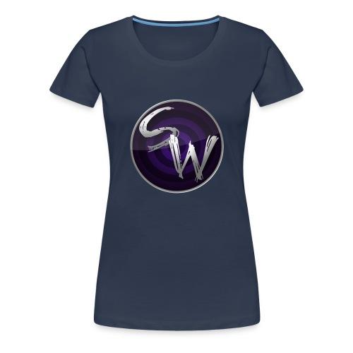 c4 spining png - Vrouwen Premium T-shirt