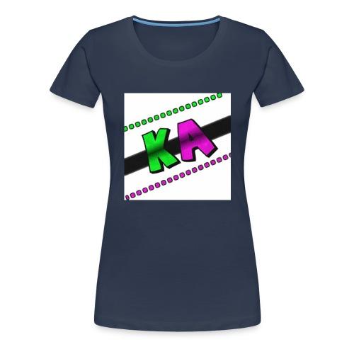 Kevin Alves fan - Women's Premium T-Shirt