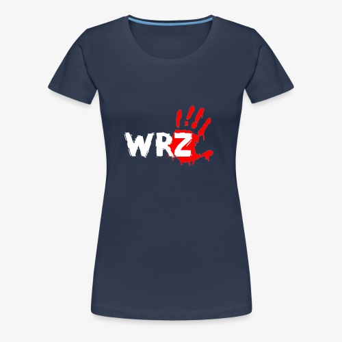 WRZ white version - Women's Premium T-Shirt