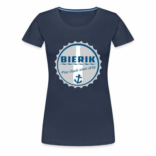 BaseCap A - Frauen Premium T-Shirt