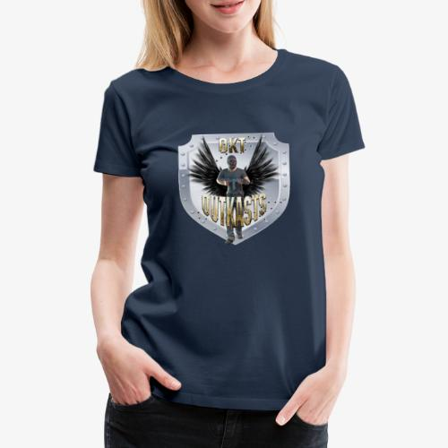 OutKasts PUBG Avatar - Women's Premium T-Shirt