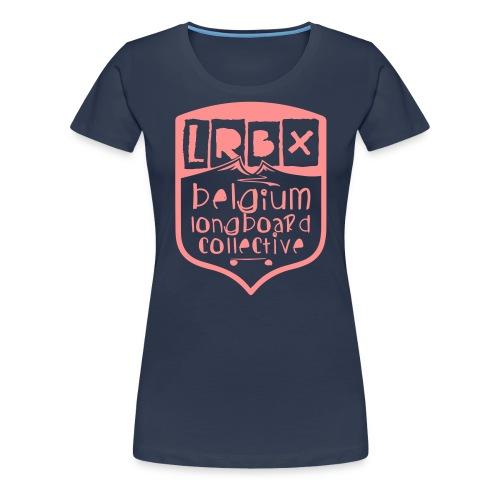 LRBX 2014 BLAZ' Pale Gree - T-shirt Premium Femme