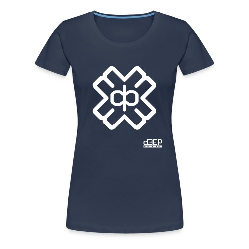 July D3EP Blue Tee - Women's Premium T-Shirt