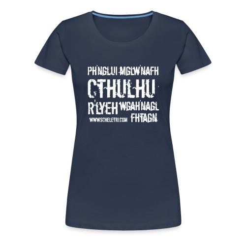 Cthulhu - Maglietta Premium da donna