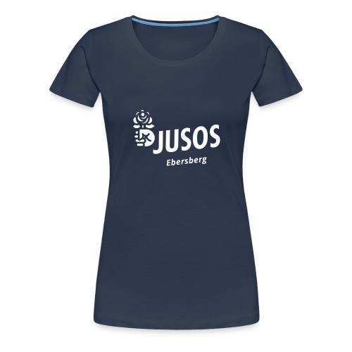Ebersberg rescaled - Frauen Premium T-Shirt