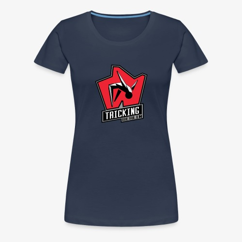 Tricking.Berlin - Frauen Premium T-Shirt