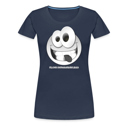 Shirt Smilie png - Frauen Premium T-Shirt