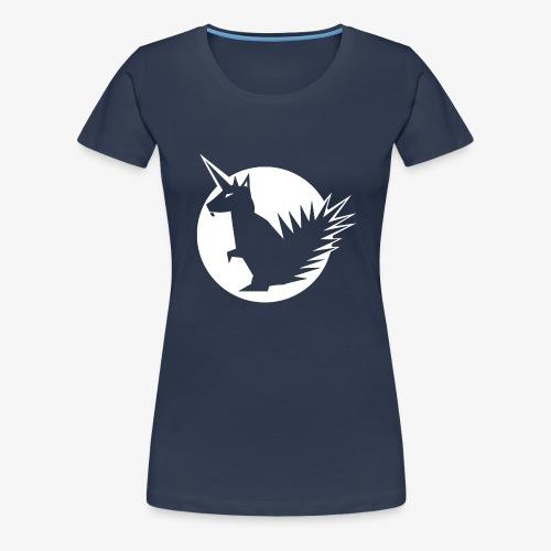 Einhörnchen Official Hood - Frauen Premium T-Shirt