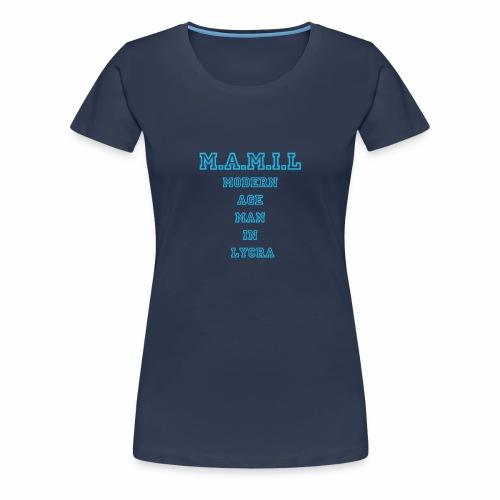 MAMIL - Women's Premium T-Shirt