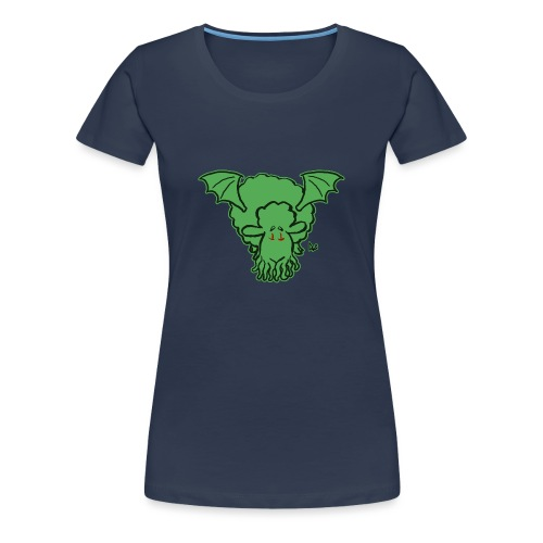 Mouton de Cthulhu - T-shirt Premium Femme