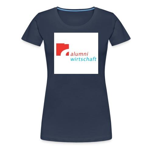 Alumni Logo Idee jpg - Frauen Premium T-Shirt