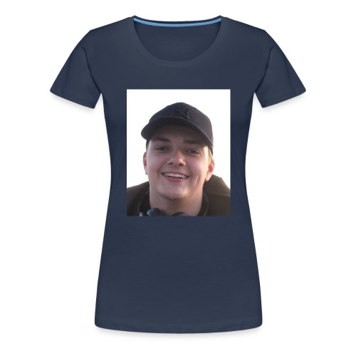 IMG_2882 - Dame premium T-shirt