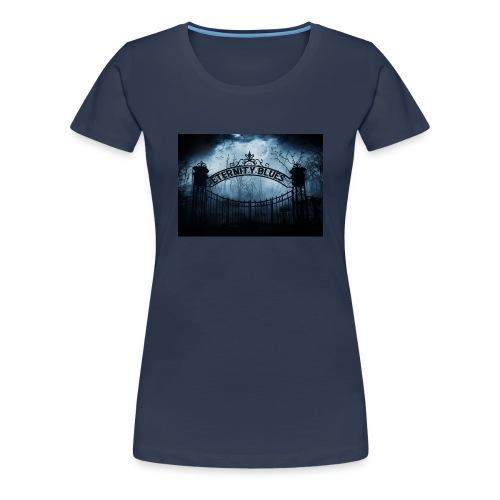 Eternity Blues - Maglietta Premium da donna