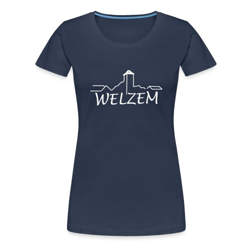 Welzem - Frauen Premium T-Shirt