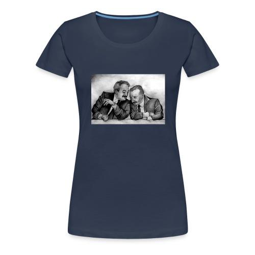 risoluzione alta1 jpg - Maglietta Premium da donna
