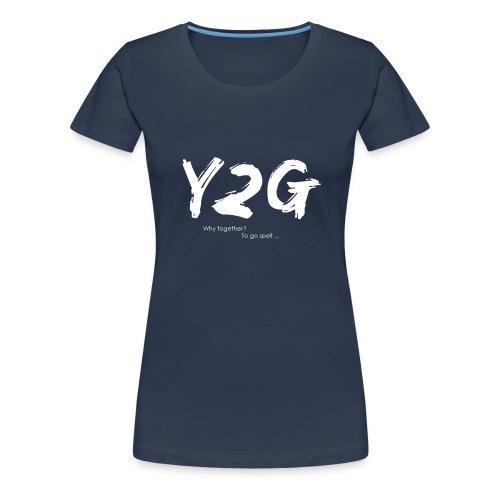 y2g bis bis - T-shirt Premium Femme