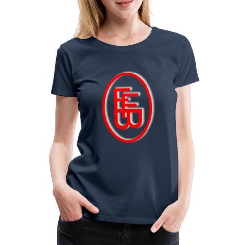 FFB Logo Standart - Frauen Premium T-Shirt