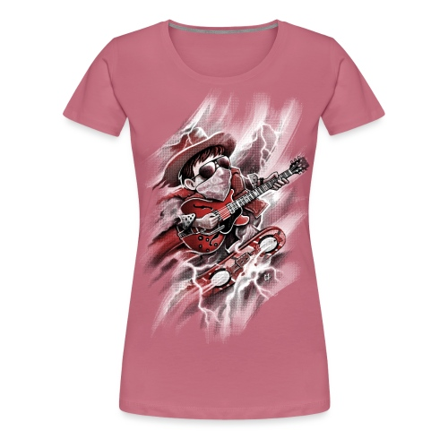 Time Rider - Women's Premium T-Shirt