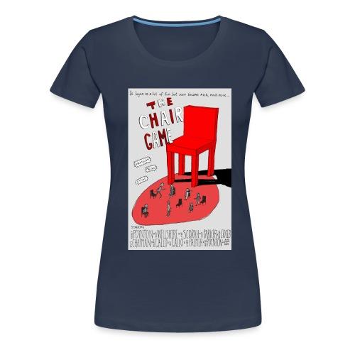 The Chair Game - Women's Premium T-Shirt