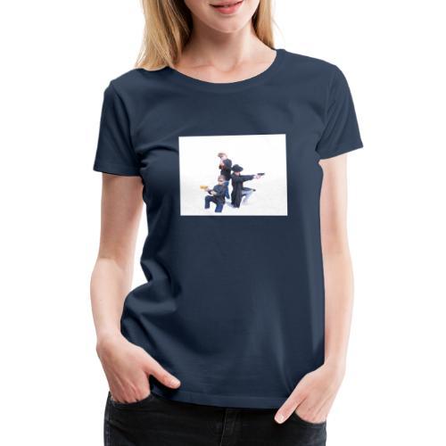 Plastic Tractor Arnmy - Women's Premium T-Shirt