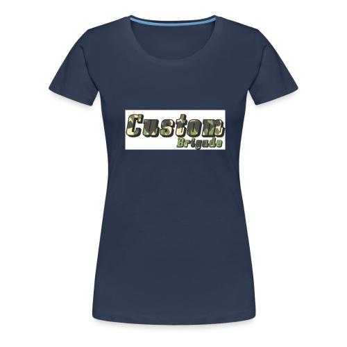 camoufcb - T-shirt Premium Femme