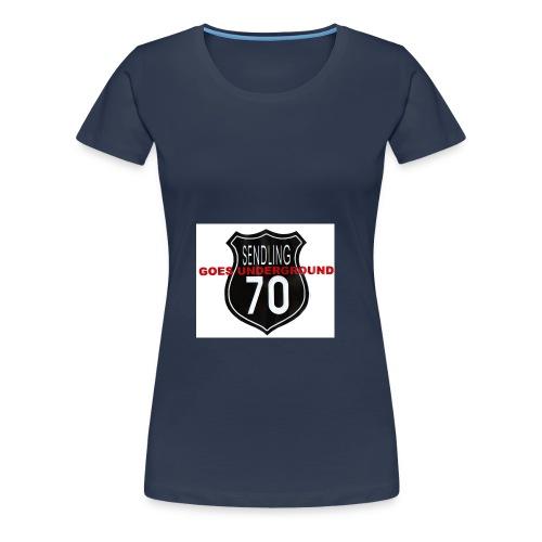 s70goes underground - Frauen Premium T-Shirt