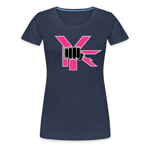 The Fist Logo - Frauen Premium T-Shirt