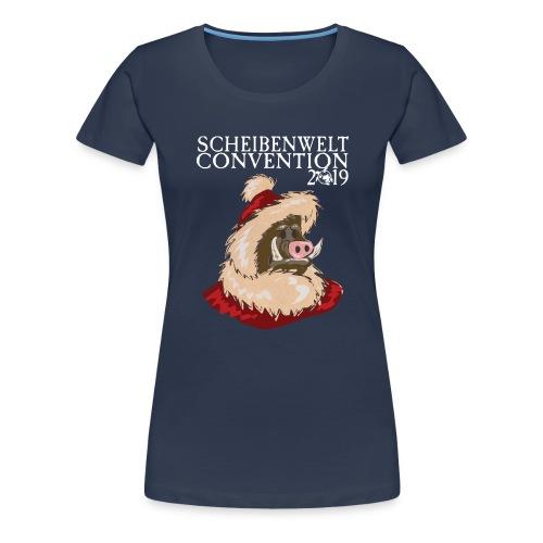 Scheibenwelt Convention 2019 - Schneevater - Frauen Premium T-Shirt