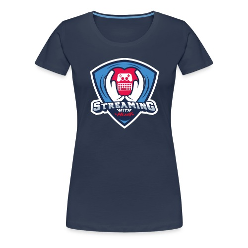 gaming_charity_normal - Frauen Premium T-Shirt