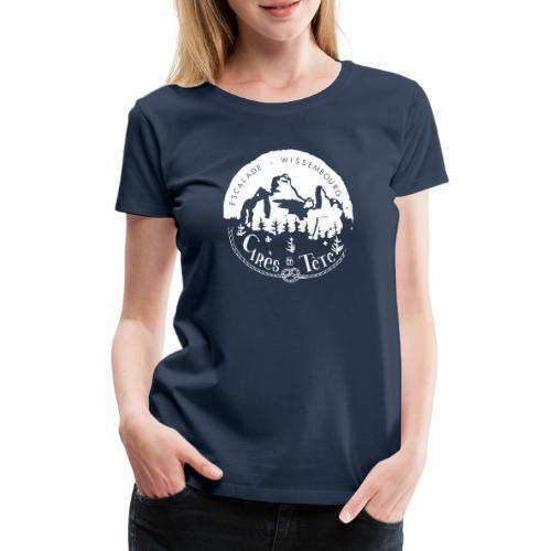 Rocher - T-shirt Premium Femme