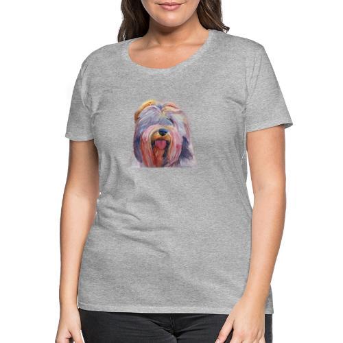 schapendoes - Dame premium T-shirt