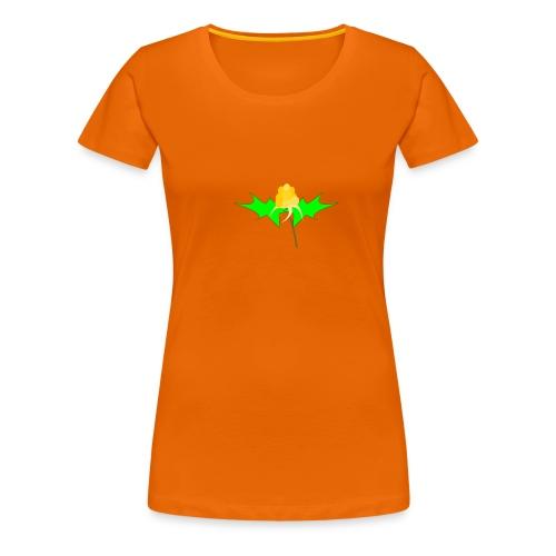 cloudberry - Women's Premium T-Shirt