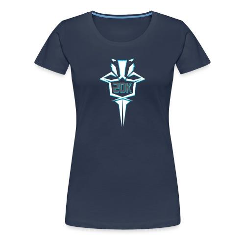 FlyingTunes 20K Sub Shirt - Women's Premium T-Shirt