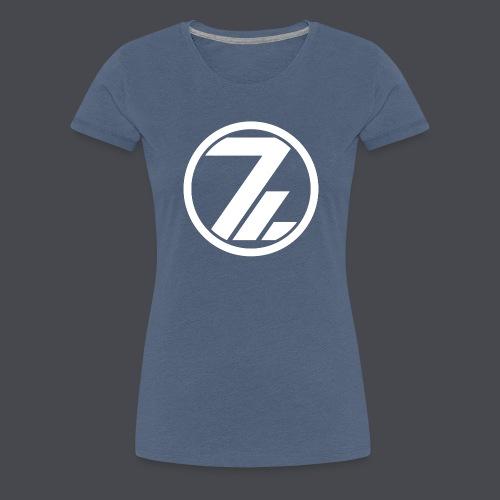 OutsiderZ Hoodie 3 - Frauen Premium T-Shirt