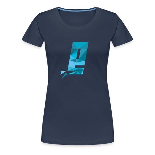 Eventuell Logo small - Shirt White - Frauen Premium T-Shirt