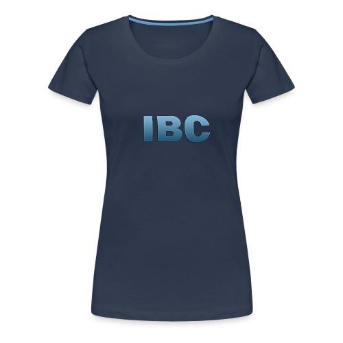 IBC Shirt - Vrouwen Premium T-shirt