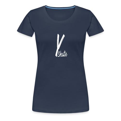 Yskate - Vrouwen Premium T-shirt