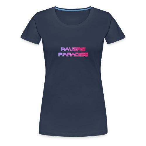 Ravers Paradise - Women's Premium T-Shirt