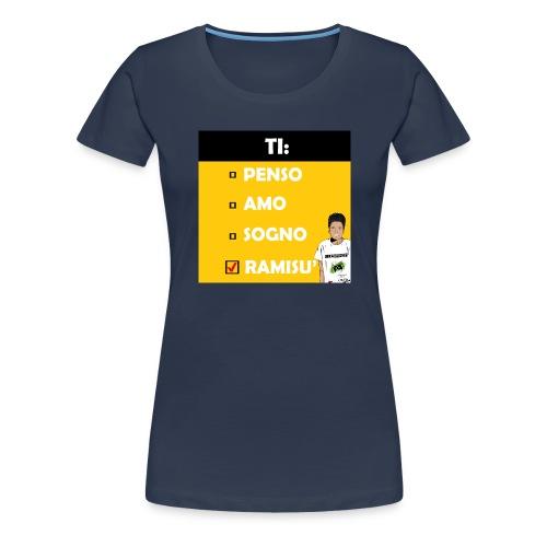 MAGLIETTA DIVERTENTE - Women's Premium T-Shirt