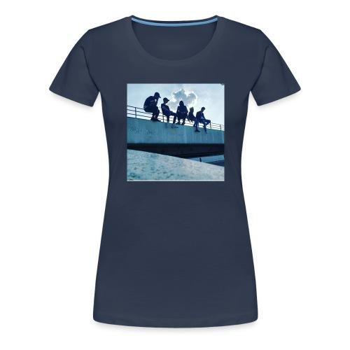 Tumbl er marke - Frauen Premium T-Shirt