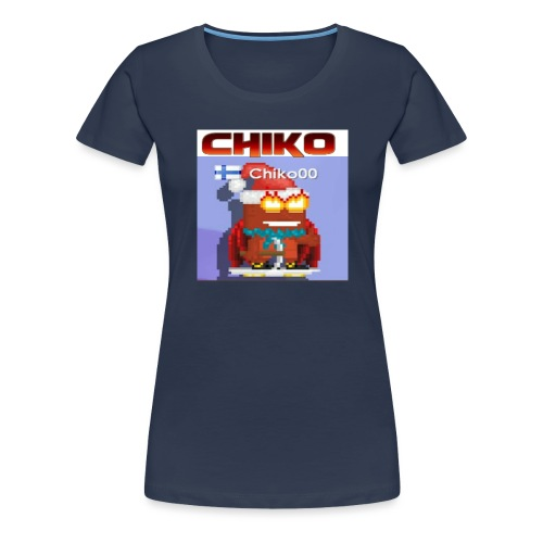chiko00 fain juttuja :D - Women's Premium T-Shirt