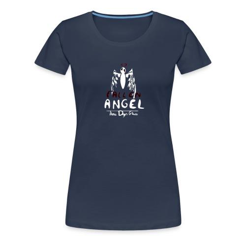 Fallen Angel by Keirren - T-shirt Premium Femme
