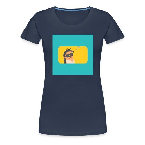 The Night Clothing Tee-1 - Women's Premium T-Shirt