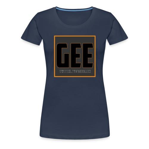 LOGOTSHIRT - Dame premium T-shirt