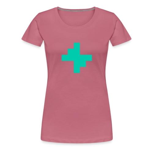 Bluspark Bolt - Women's Premium T-Shirt
