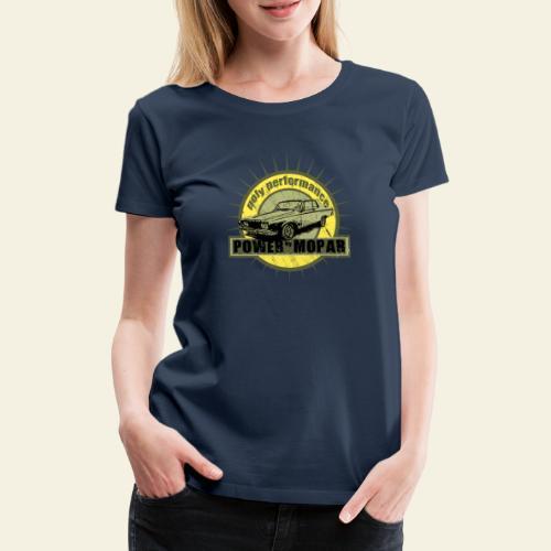 fury - Dame premium T-shirt