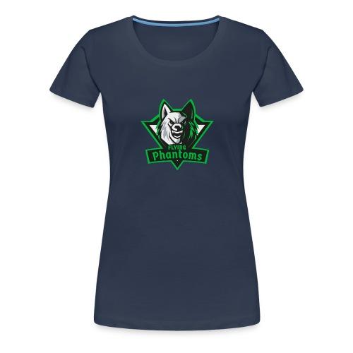 FLP png - Frauen Premium T-Shirt