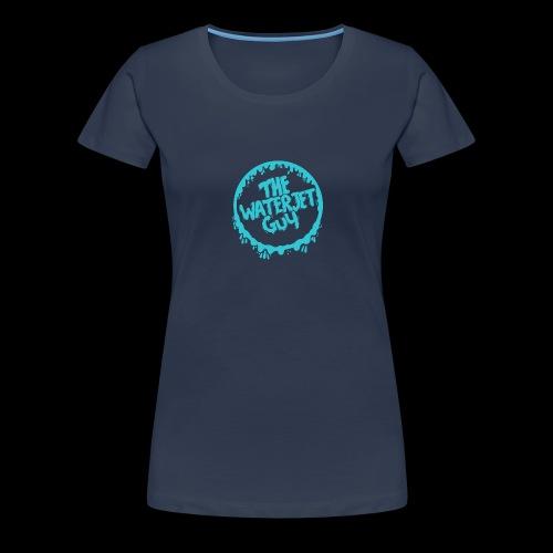 The Watjet Guy - Women's Premium T-Shirt