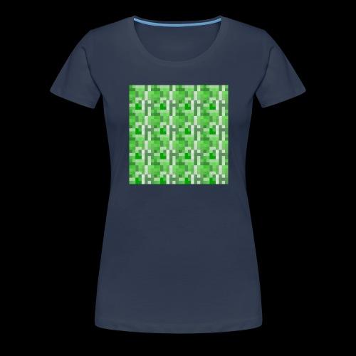 Creeper Phone Case - Camiseta premium mujer